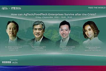 How can AgTech/FoodTech Enterprises Survive After the Crisis?
