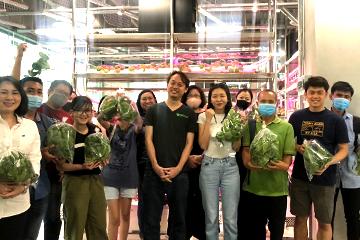 สัมมนาเชิงปฏิบัติการ มาเป็น URBAN FARMER ทำ Indoor vertical farm กัน